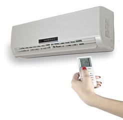 Remote control of air condidtioner