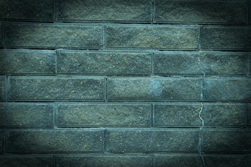 Front brick background