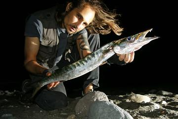 Barracuda Nachtangeln
