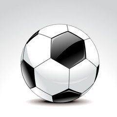abstract detailed football