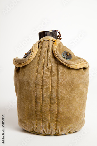 WW2 US Army Water Bottle Carrier