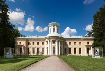 Museum-Estate of Arkhangelskoye. Grand Palace.