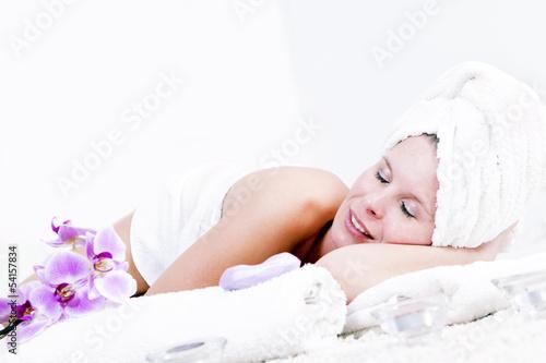 Fototapeten,aroma therapy,attraktiv,schön,schönheit