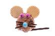 Eine Maus aus Eis