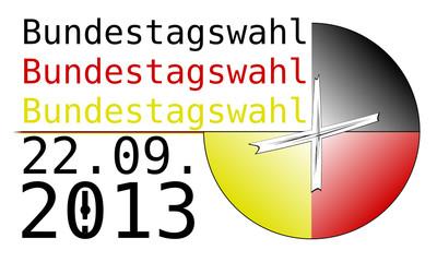 Bundestagswahl 22.09.2013