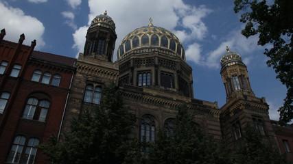 Neue Synagoge, Berlin