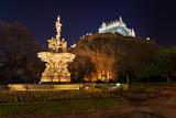 Castle in night - 54164241