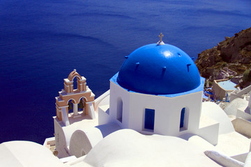 Ile des Cyclades en Grèce