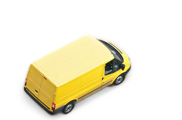 delivery minivan