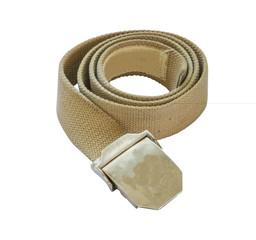 The belt.
