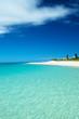 白く輝く前浜ビーチ
