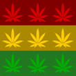 hanfblatt reggae II