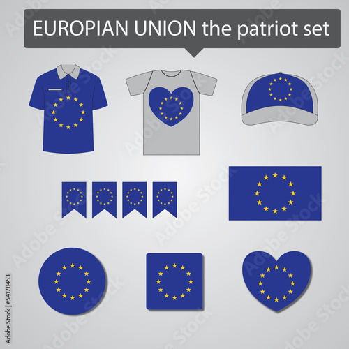 Europian Union the patriot set