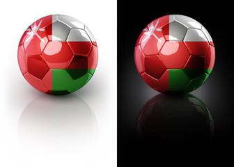 Squadra di calcio Oman