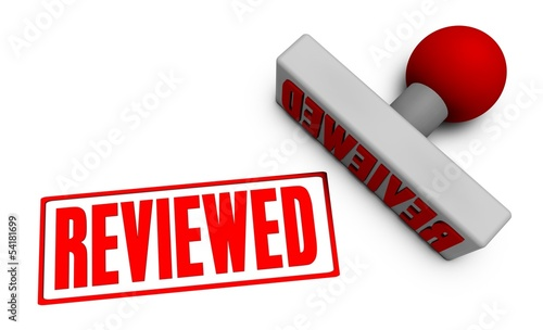 Reviewed Stamp