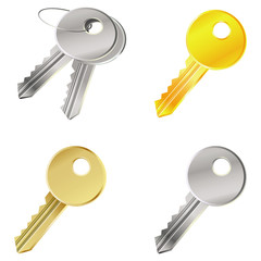 Vector set with keys - safety concept