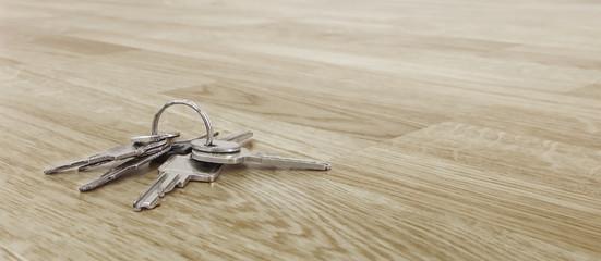 Die Schlüssel © Matthias Buehner