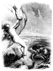 Sacrified Woman