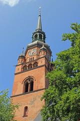 Laurentiuskirche in Itzehoe (1894, Schleswig-Holstein)