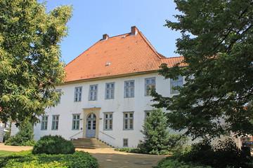 Itzehoe: Ehem. Adelspalais Prinzeßhof (17. Jh., Schlesw.-H.)