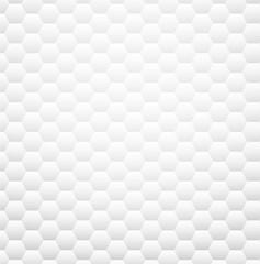 White textured honeycomb background.