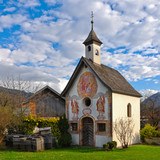 Kapelle in Gedeir in Tirol