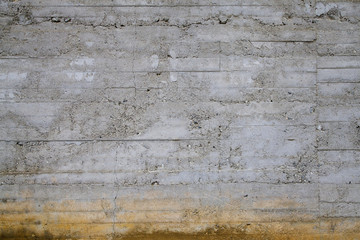 Worn Concrete Wall