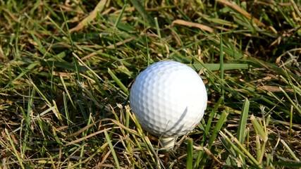 Golf Abschlag Eisen