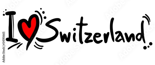 Switzerland love