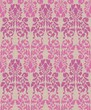 Seamless vintage floral pattern