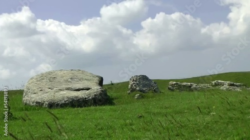 Arbor Low Stone Circle, Derbyshire, England