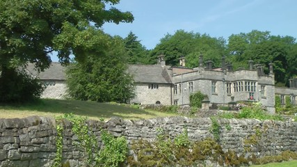Manor House - Tissington Hall, Derbyshire, England