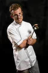 Der Koch © Herby Meseritsch