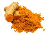 turmeric powder & turmeric
