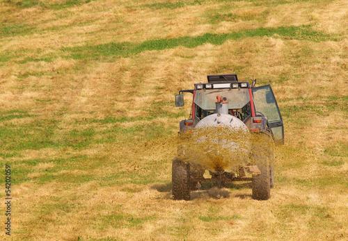 ÉPANDAGE AGRICOLE