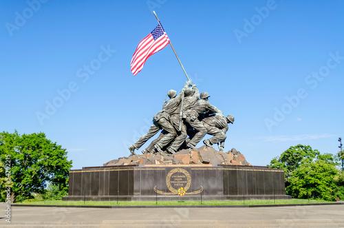 Marine Corps War Memorial (Iwo Jima Memorial) - 54202215