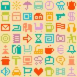 Fototapety Pixel seamless pattern