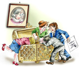 Greedy heirs fighting over grandmother`s inheritance