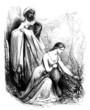 Sultan & Wife or Ottelho & Desdemona