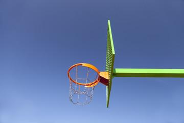Basketball Korb © Matthias Buehner