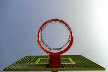 Basketballkorb © Matthias Buehner