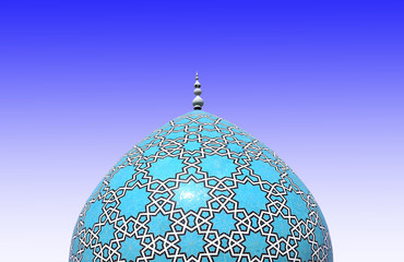 cupola moschea iraniana