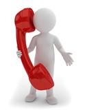 telefon halten