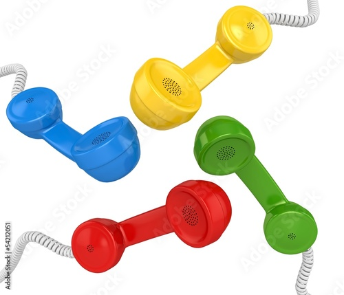 telefonchaos bunt - 54212051