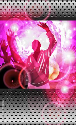 Gamesageddon Music Event Background Lizenzfreie Fotos Vektoren