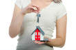 schlüsselübergabe fürs eigenheim