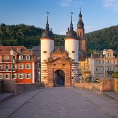 Karl-Theodor-Brücke in Heidelberg