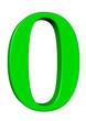 Yeşil renkli 0
