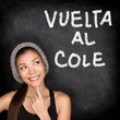 Vuelta al cole - Spanish student back to school