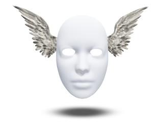 Winged Mask